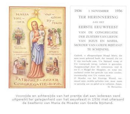 Zusters Van Liefde Uit Het Kloosterarchief Van Onze